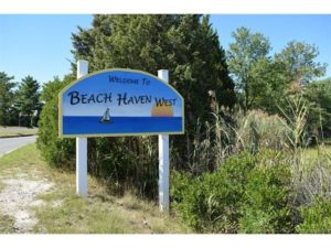 Beach Haven Sign